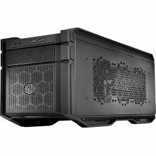 CAJA MINI ITX CUBO HAF 915F CO OLER MASTER SIN/FUENTE