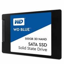 DISCO SSD  500GB WD BLUE SIN   ADAPTADOR