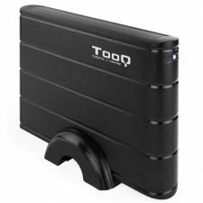 CAJA 3.5 USB 3.0/1 TOOQ NEGRA