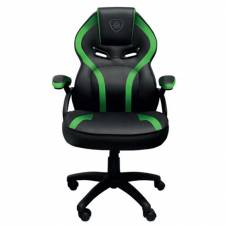 SILLA GAMING KEEP OUT VERDE